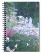 Giverny North Number Nine Spiral Notebook