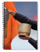 Giving Back Spiral Notebook