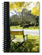 Giving Nature Direction  Spiral Notebook