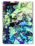 Glacial Earth Spiral Notebook