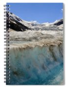 Glacial Meltwater 3 Spiral Notebook