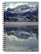 Glacier Bay Spiral Notebook