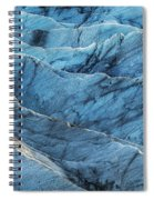 Glacier Blue Spiral Notebook