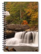 Glade Creek Grist Mill 10 Spiral Notebook