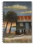 Glades Dweller Spiral Notebook