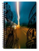 Gladiator Spiral Notebook