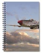 Glamorous Gal Spiral Notebook