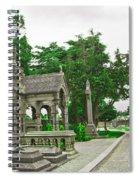 Glasnevin Cemetery 2 Spiral Notebook