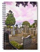 Glasnevin Cemetery Spiral Notebook