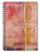Glass Crossings 2 Spiral Notebook