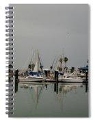 Glassy Water Spiral Notebook