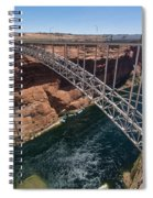 Glen Canyon Dam Bridge Spiral Notebook
