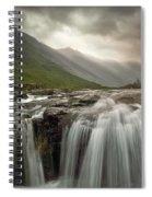 Glen Coe Spiral Notebook