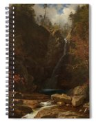 Glen Ellis Falls Spiral Notebook