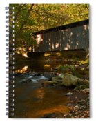 Glen Hope Covered Bridge Spiral Notebook