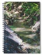 Glen Iris Spiral Notebook