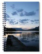 Glenade Lake Co Leitrim Ireland Spiral Notebook