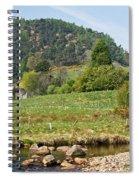 Glendalaugh Tower 15 Spiral Notebook