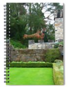 Glenveagh Garden Gate Spiral Notebook