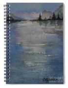 Glimmering Water Spiral Notebook