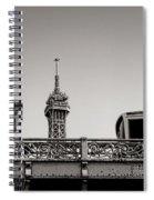Glimpse Spiral Notebook