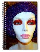 Glitter Gal Spiral Notebook
