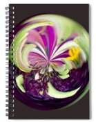 Global Beauty Spiral Notebook