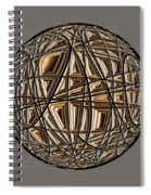 Global Routing Spiral Notebook