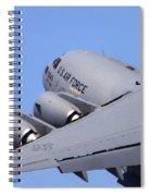 Globemaster Lift Off Spiral Notebook