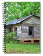 Gloomy Old House Spiral Notebook