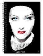 Gloria Swanson Spiral Notebook