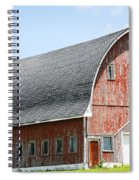 Glorious Barn Spiral Notebook
