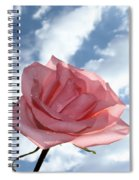Glorious Day Spiral Notebook