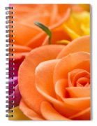 Glorious Roses Spiral Notebook