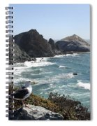 Glorious View Spiral Notebook