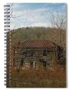 Glory Days Gone By Spiral Notebook