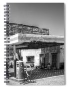 Glory Days Of Route 66 Spiral Notebook