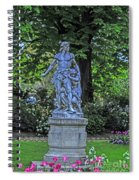 Glory Of Spring Spiral Notebook