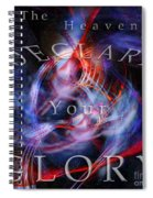 Glory1 Spiral Notebook