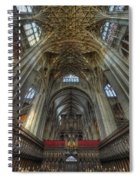 Gloucester Cathedral 2.0 Spiral Notebook