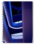 Glowing Sensuality Spiral Notebook