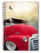 Gmc 350 Spiral Notebook