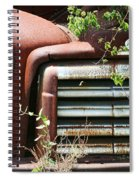 Gmc Grill Work Spiral Notebook
