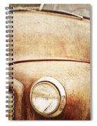 GMC Spiral Notebook