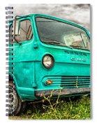 Gmc Van Spiral Notebook