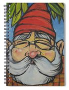 Gnome 5 Spiral Notebook