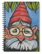Gnome 6 Spiral Notebook