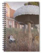 Gnome Home Spiral Notebook