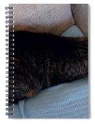 Go Away Spiral Notebook