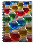 Go Fish 2 Spiral Notebook